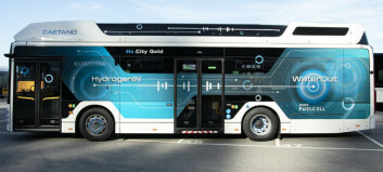 Toyota i Europa styrker satsningen på hydrogenbuss