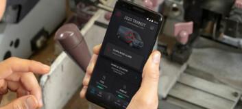 Varsler deg på mobilen ved innbrudd i varebilen