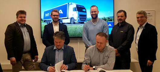 Meca lanserer verkstedkjede for tungbil