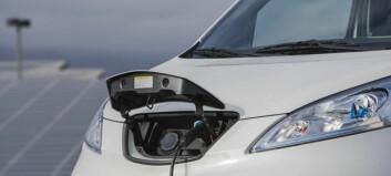 Nissan med store planer for små varebiler