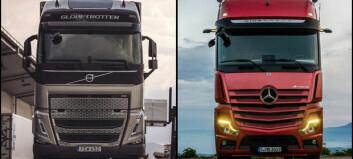 Grønt lys for Daimler Trucks og Volvo
