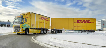 60-tonns elektrisk overraskelse fra Volvo og DHL