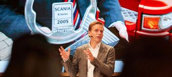 Scania får Traton-sjef