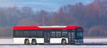Solaris tester først i Norge
