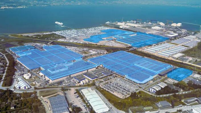 <br>Ford Ottosan-fabrikken i Tyrkia:<br>