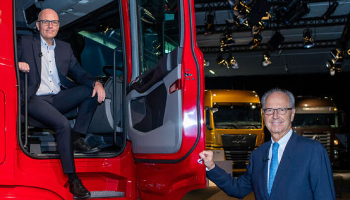 Scania- og MAN-eieren øker investeringene i elektriske løsninger