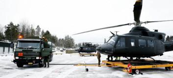 Scania fikk fornyet tillit hos Forsvaret