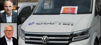 Bilbransjen i harnisk over kutt i Enova-støtte til elvarebiler