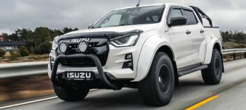 Arctic Trucks klar med ny Isuzu
