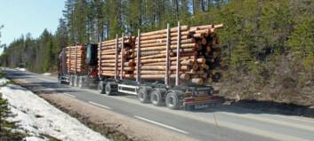 De første svarene fra test av 74 tonns vogntog er klare