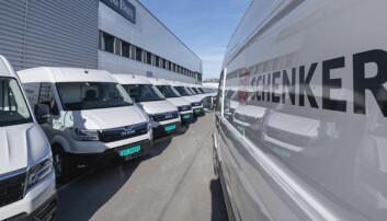 Kjører helelektrisk i Oslo