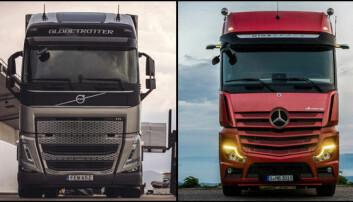 Volvo og Daimlers hydrogenbaby har fått navn