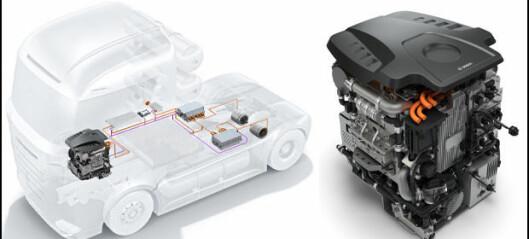 Bosch med hydrogen til Kina