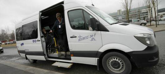 Minibuss 24-7 AS blir heleid av Vy Buss AS