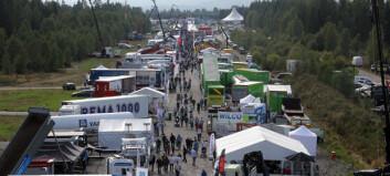 Klar for å arrangere transportmesse i september