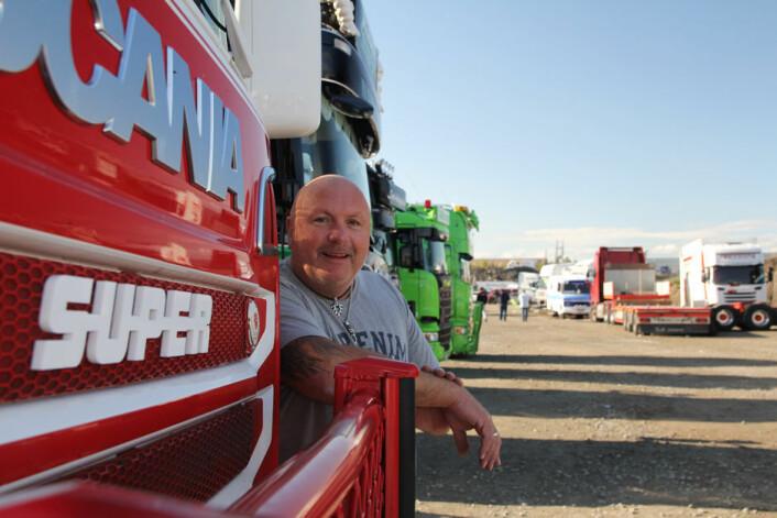 """Messegeneral<br>BILDET: Arrangør og """"Messegeneral"""" Bjørn Magnussen ser frem til å ønske transportbransjen velkommen på Gardermoen i september.<br>"""