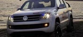 Robust pickup fra VW