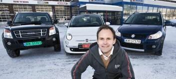 Ny Fiat-importør