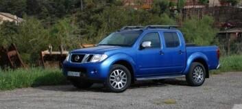 Ny Navara med ny V6-diesel