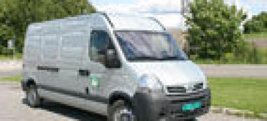 Test av Nissan Interstar 3,0 dCi: Stor varebil, større motor