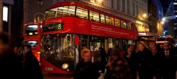 Se den nye Londonbussen