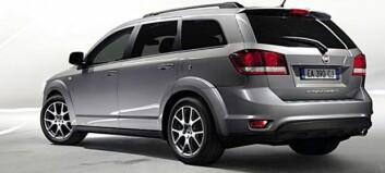 Fiats nye mexicanske varebil