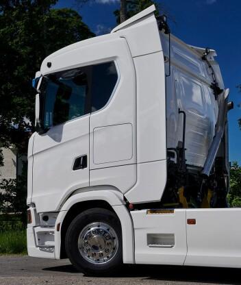 Scania tilbyr nå forlenget førerhus for R- og S-seriene, med ekstra fokus på å tilby langtransportsjåfører bedre komfort.