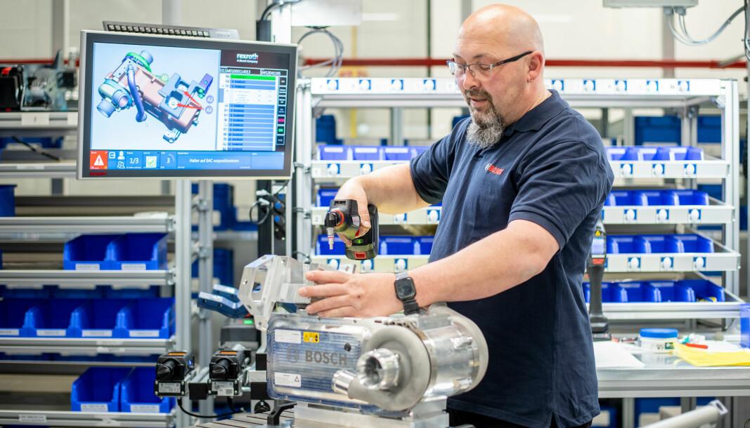 Bosch skal levere komponenter til Daimler og Volvos hydrogensatsing, Cellcentric.