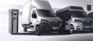 Renaults Hyvia-prosjekt