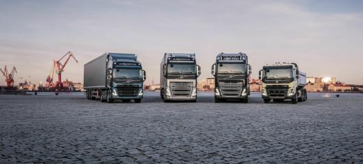 Volvo: gode resultater på tross av trøbbel