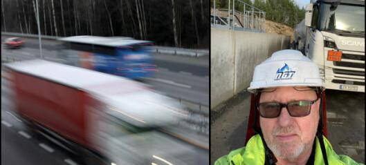 Roper varsku for norsk transportbransje