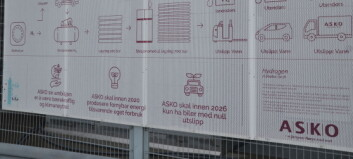 Everfuel og ASKO samarbeider om utrulling av hydrogeninfrastruktur