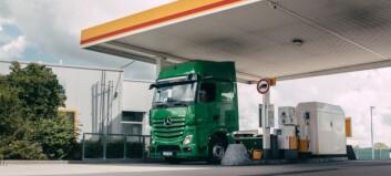 - Diesel kan gå fort av moten