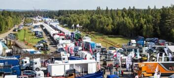 Tre store aktører trekker seg fra TransportMessa