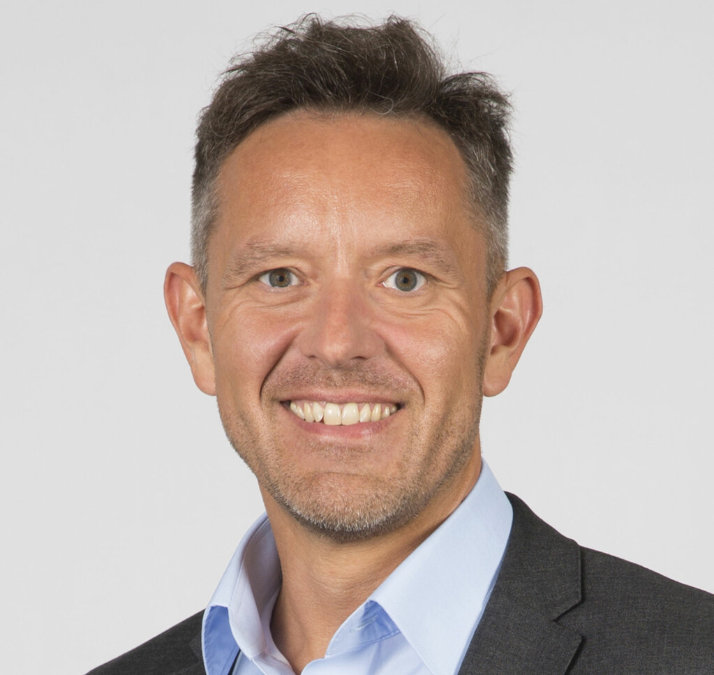 Bjørn Inge Haugan, direktør for salg, marked og kommunikasjon i Volvo Norge