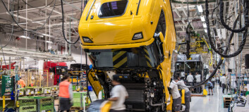 Stopp i Scania-produksjonen grunnet halvledermangel