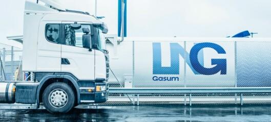 Ny gassfyllestasjon åpnet i Trondheim
