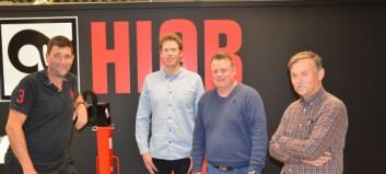 Hiab og Arka: Fra Effer-konkurrenter til samarbeidspartnere