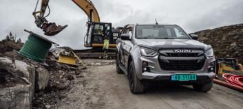 Norske kunder får prøve Isuzus nye VIP-konsept først