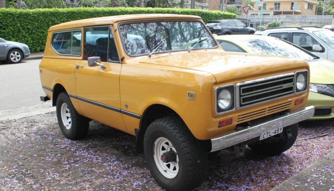 Mye tyder på at Volkswagen Nutzfahrzeuge jobber med å blåse liv i det gamle Scout-navnet, etter at de skaffet seg rettighetene i fjor.
