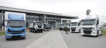 Komponent-krisen: Iveco-eier stanser produksjonen